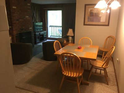 Photo for Cozy1BR Condo for Your Summer Stay in Killington!
