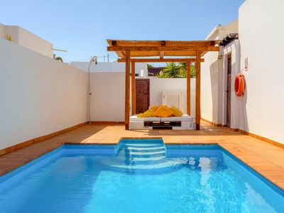 Photo for Attractive villa offering great sea views out to neighbouring islands - the perfect place to unwind