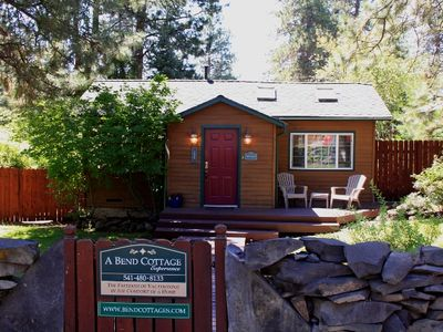 Photo for The Sunrise Cottage on Bend's Trendy West Side