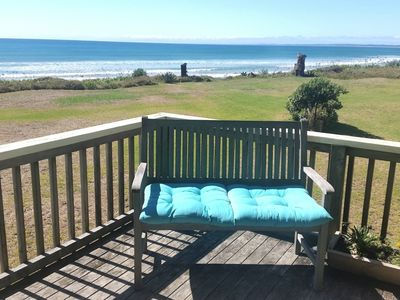 Photo for Stunning beach front property