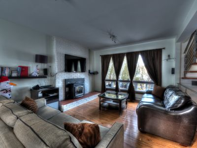 Photo for Affordable Luxury, Worry Free Waterfront Family Vacation Mont Tremblant