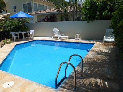 Photo for HOUSE WITH POOL, 4 BEDROOMS (3 SUITES) IN CONDOMINIUM NEAR BEACH OF CAMBODIA