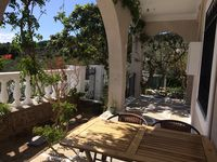 Fab, spacious and well equipped home from home in beautiful Spetses.
