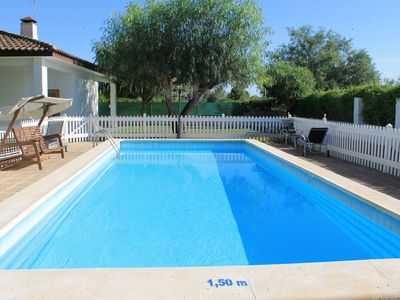 Photo for El Coto Rural Villa 5bedrooms-pool-BBQ-Extensive Gardens The perfect destination