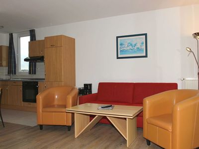 Photo for A 01: 40m², 2-room, 4 pers., Balcony, H - F-1089 Haus Mecklenburg in the Baltic resort of Göhren