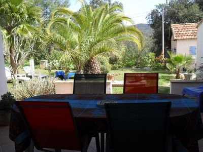 Photo for Provencal house opposite to Hyeres islands 5 min from great beaches