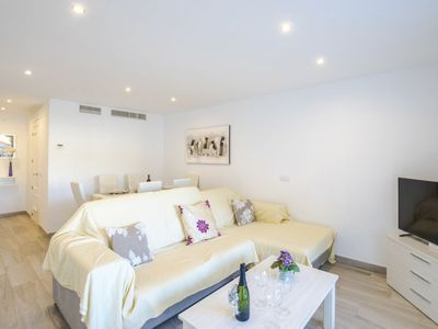 Photo for Apartment Lago y Mar in Port d'Alcúdia - 6 persons, 3 bedrooms
