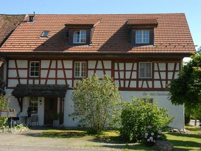Photo for Holiday apartment Hattenhausen for 4 persons with 2 bedrooms - Holiday apartment in one or multi-fam