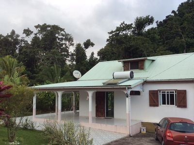 Photo for Caribbean house, pleasant villa welcoming 4 to 6 people