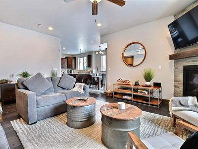 Photo for Amazing 3BR w/New Furnishings & Hot Tub|Mins. away from Deer Valley/ Park City!