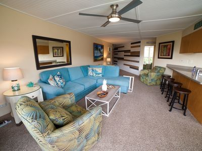 Ocean front luxury - 2BR/2Bath , Great location , A/C throughout