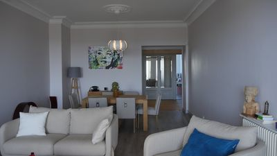 Photo for Cannes Flat with an incredible sea view / Cannes apartment with panoramic sea view