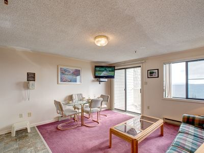Photo for 1st Floor Mountain Lodge with Lake and Slopeside Views