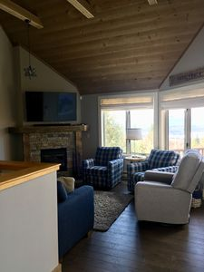 Photo for Saddleback Mountain 3-4 BR condo with views near Rangeley