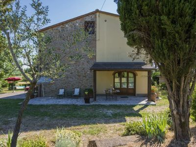 Photo for 1BR Apartment Vacation Rental in San Rocco, Toscana