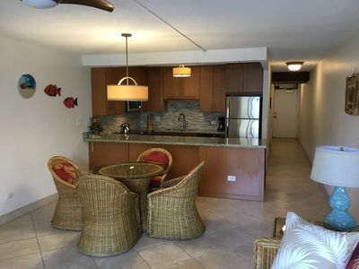 Photo for Kamaole Sands, Newly Renovated 2017, Steps from Beach, No Resort Fee