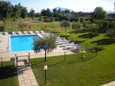 Photo for THREE-ROOM APARTMENT 6PX - SIRMIONE - FRONTE TERME VIRGILIO