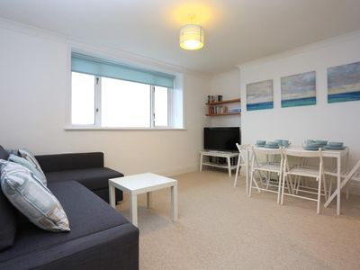 Photo for BOURNECOAST: SEA VIEWS - WALK TO PIER & SANDY BEACHES - COMMUNAL GYM - FM6195