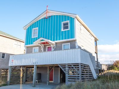 Photo for K0064 Jolly Roger. Oceanfront, Pet OK, Great Location,  Free WiFi!