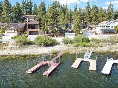 Photo for Boulder Birdhouse: Lakefront! Spa! Views! Deck! BBQ! Beautiful Updates! Cable TV! Wi-Fi!