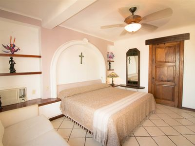 Photo for Ocean view condo in puerto vallarta near los puertos beach.