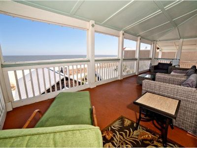 Photo for Tybee Island 2BR w/ Spectacular Views of the Ocean and Pool Access