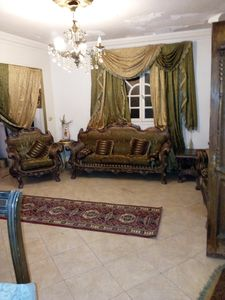 Photo for We are located five minutes walk from the pyramids, and from the apartment MOHAM