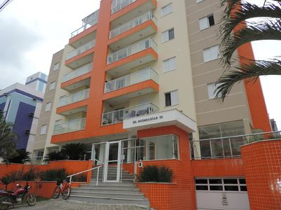 Photo for Ubatuba - Praia Grande - New Apt with 3 bedrooms 80 meters walk from the sea.