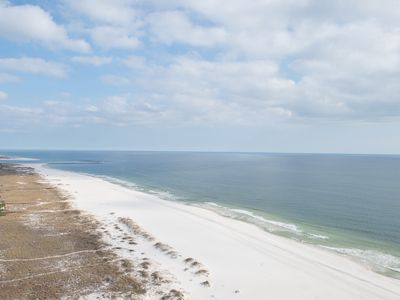 17th floor views of Perdido Pass! Great for boat watching!