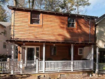 Photo for 1900 Cottage With All The Modern Comforts and 14 miles for Hershey!