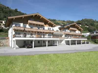 Photo for Luxurious apartment in well-known Kaprun, with a view of the beautiful mountains