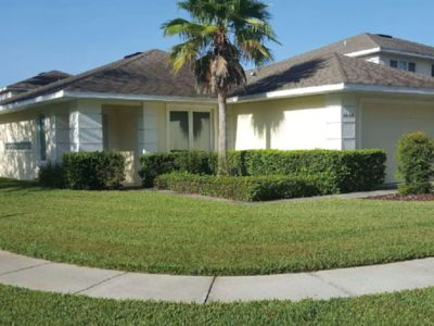 Photo for Beautiful 4 Bedroom Pool Home Sunset Lakes Community