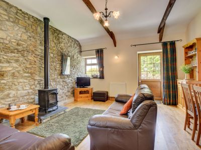 Photo for Vacation home Cwm Derw in New Quay - 4 persons, 3 bedrooms