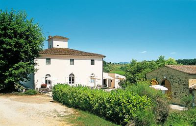 Photo for Apartment Podere La Moraia  in Poggibonsi (SI), Siena and surroundings - 6 persons, 2 bedrooms