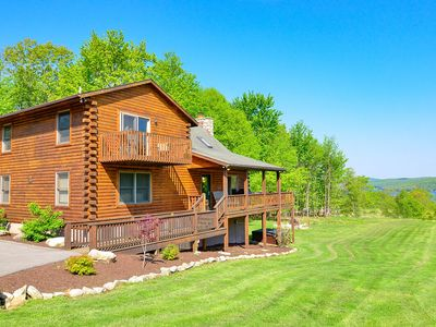 DOGS WELCOME! Lake Access Home w/Dock Slip, Hot Tub, Fire Pit, & Foosball Table!