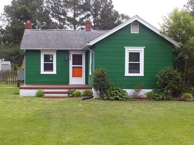 Photo for 3BR Bungalow Vacation Rental in Chincoteague Island, Virginia