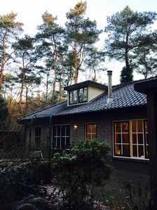Photo for Lovely house near the forest and heath in Otterlo