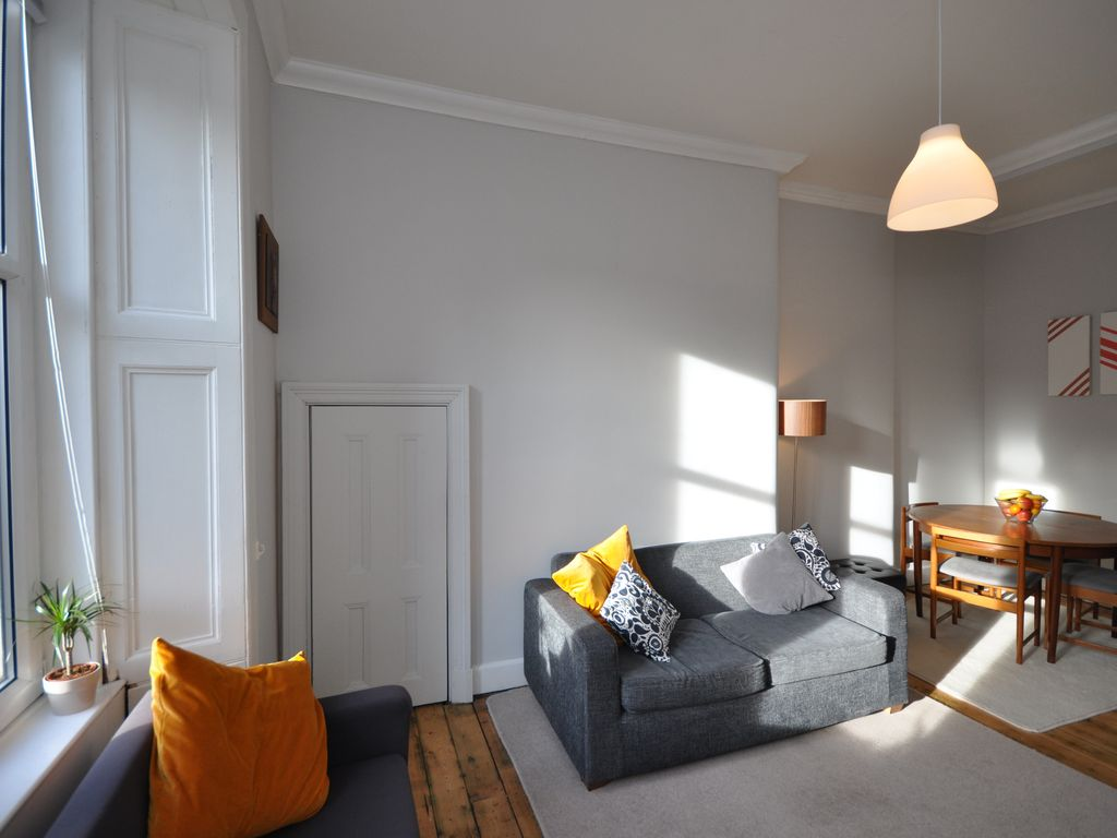 Sunny Bedroom Flat In Glasgow S West End