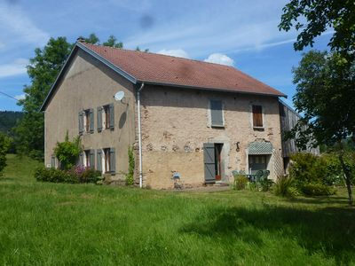 Photo for Small farmhouse in Taintrux, independent and quiet