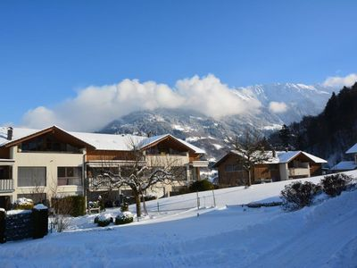 Photo for Cozy apartment with balcony and view of the Tschagguns Mittagsspitze