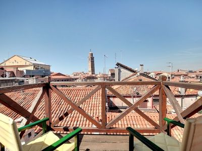 Photo for San Marco Roof Terrace Apartment