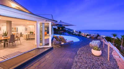 Photo for Malibu Perfection! Incredible location, stunning ocean views and heated pool!