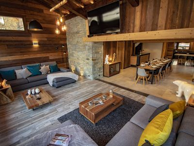 Photo for NEW BUILD Chalet - Close To Center/Ski Lifts with SAUNA and OUTDOOR JACUZZI