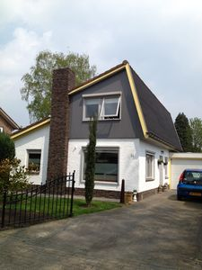 Photo for Cozy house in Heerde, with beautiful garden and terraces, in a nice quiet lane.