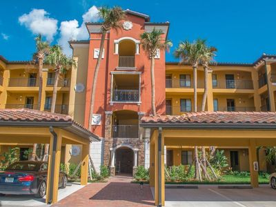 Photo for New Top Floor Condo in the Resort Style Community of Treviso Bay