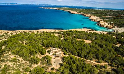 Photo for Beautiful farm 100 meters from the sea with the best sunsets in Formentera