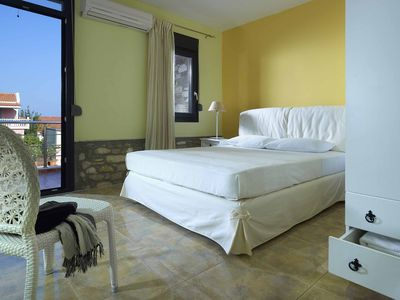Photo for Private Room up to 2 Persons with Sea View