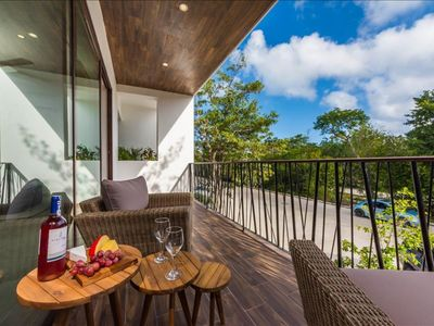 Photo for Condo in Tulum with Private Jacuzzi and Rooftop