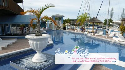 Photo for Ocean Reef Yacht Club. Spacious one bedroom at the best rates! Reserve now!