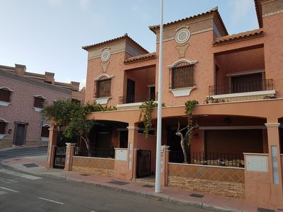 Photo for Your quiet home 30 meters from the beach in San Juan de los Terreros